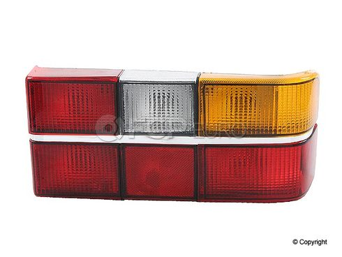 Volvo Tail Light Assembly Right Chrome Trim - Genuine Volvo 1372227