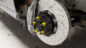 Mercedes C63 AMG Big Brake Upgrade Kit