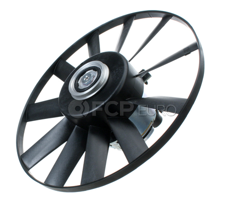 Audi VW Auxiliary Fan Assembly - ACM 3A0959455M