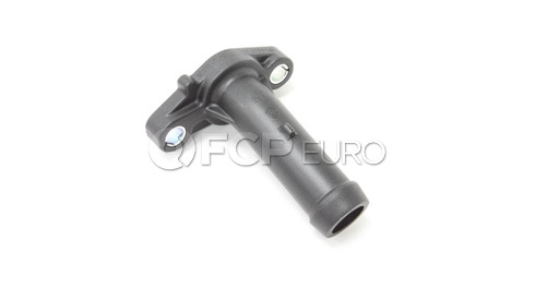 Audi VW Engine Coolant Inlet Flange - Genuine VW Audi 03H121145A