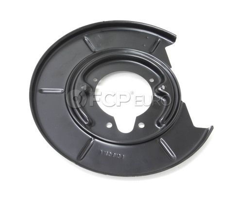 BMW Protection Plate Left - Genuine BMW 34211162061