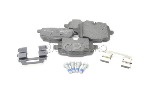 BMW Brake Pad Set - Genuine BMW 34216775346