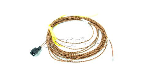 BMW Battery Safety Terminal Repair Wire Set (E60 E61 E63 E64) - Genuine BMW 61129154125