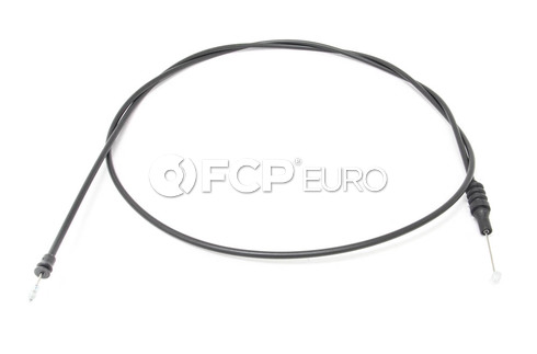 Mercedes Hood Release Cable (SLK230 SLK32 AMG SLK320) - Genuine Mercedes 1708800059