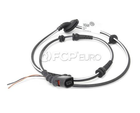 Audi VW ABS Wheel Speed Sensor Wire Harness - Genuine VW Audi 1K0927904AR