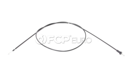 VW Hood Release Cable (EuroVan) - Genuine VW Audi 7D2823531