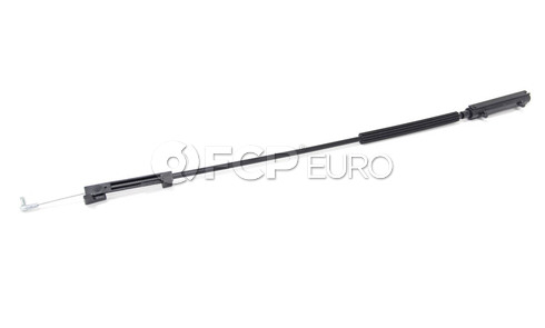 Audi Hood Release Cable Front - Genuine VW Audi 8T1823531