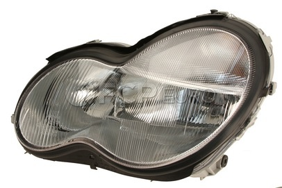 Mercedes Headlight Assembly - Magneti Marelli 2038200961
