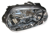 Audi VW Headlight Assembly - TYC 1J0941018C