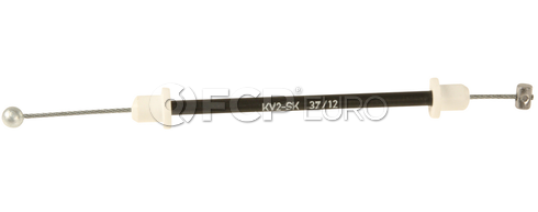 Volvo Parking Brake Cable - Genuine Volvo 8649677