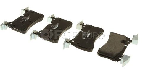 Mercedes Brake Pad Set - Textar 0054202520