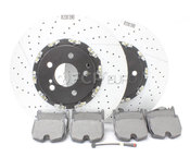 Mercedes Brake Kit - Brembo 517595