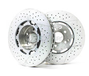 Mercedes Brake Kit - Brembo 517602