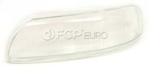 Volvo Headlight Lens Left (V70) - URO Parts 8693563L