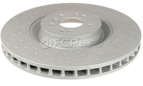 Mercedes Brake Disc - Zimmermann 1644210712