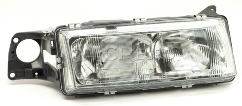 Volvo headlight Assembly Left (960 S90 V90) - Genuine Volvo 9126610
