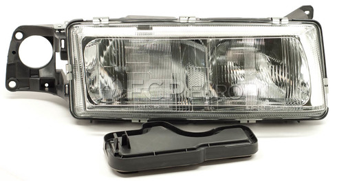 Volvo headlight Assembly Right (960 S90 V90) - Genuine Volvo 9126611