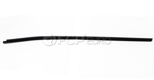 BMW Outer Weatherstrip Right - Genuine BMW 51211977676