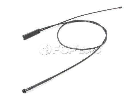 BMW Instrument Cluster Bowden Cable - Genuine BMW 51237184455