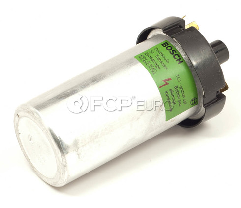 Volvo Ignition Coil (242 244 245 240) - Bosch 00059