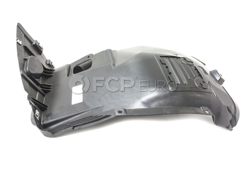 BMW Cover Wheel Housing Bottom Left - Genuine BMW 51717162275