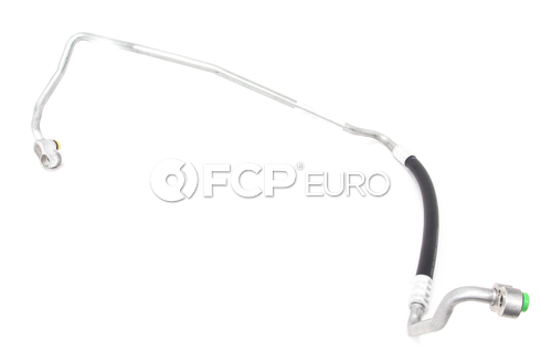 BMW A/C Refrigerant Discharge Hose - Genuine BMW 64509117130