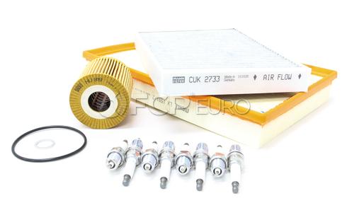 Volvo Maintenance Kit (S80) - Mann KIT-P3S80TUNEV82KT2