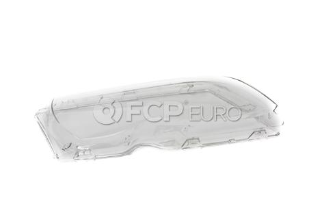 BMW Headlight Lens Right (E46) - Magneti Marelli 63126924046