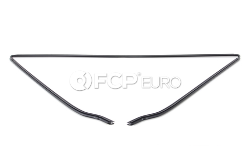 BMW Windshield Glass Seal (E39) - Genuine BMW 51318159784