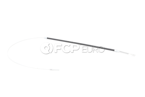 BMW Parking Brake Cable Rear - Febi 34411158423