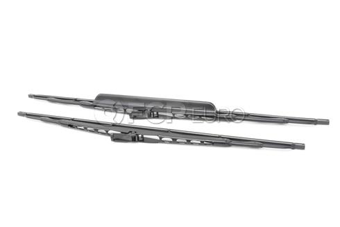 BMW Windshield Wiper Blade Set (E46 ) - Valeo 800-2320-1S