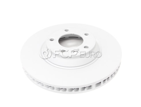 Audi VW Porsche Brake Disc - Zimmermann 95535140151