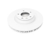 Audi VW Porsche Brake Disc - Zimmermann 95535140151