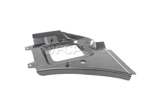 BMW Closing Plate Rear Ventilation Left - Genuine BMW 41007225079