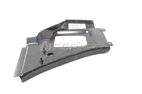 BMW Closing Plate Rear Ventilation Right - Genuine BMW 41007225080