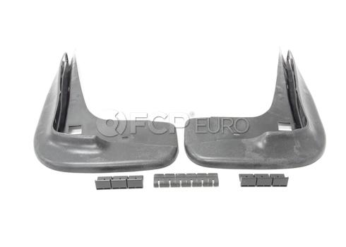 BMW Set Mud Flaps Front - Genuine BMW 82169404697
