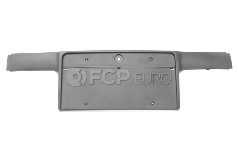BMW License Plate Bracket (E36 OBDI) - Genuine BMW 51111977305