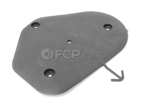 BMW Oil Drain Plug Access Cover - Genuine BMW 51757162322