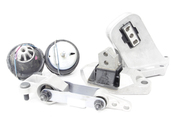 Volvo Engine Mount Kit - Hutchinson KIT-516259
