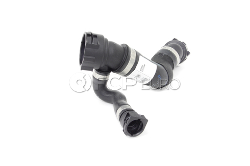 BMW Radiator Coolant Hose Lower (335d) - Genuine BMW 17127805262