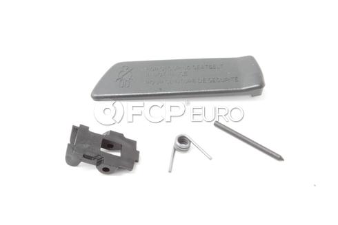 BMW Belt Retainer Capping Right (Black) - Genuine BMW 51479119106