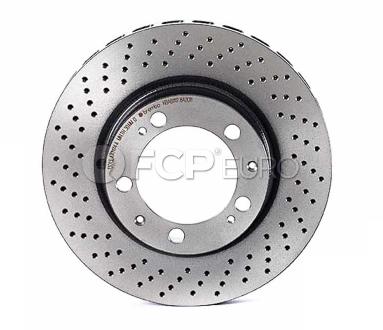 Porsche Brake Disc - Brembo 99335104301