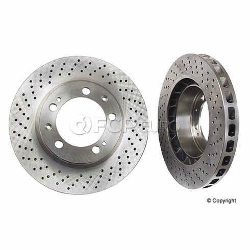 Porsche Brake Disc - Zimmermann 99335104301