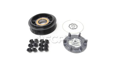 Mercedes A/C Compressor Clutch Pulley - Genuine Mercedes 0002341412