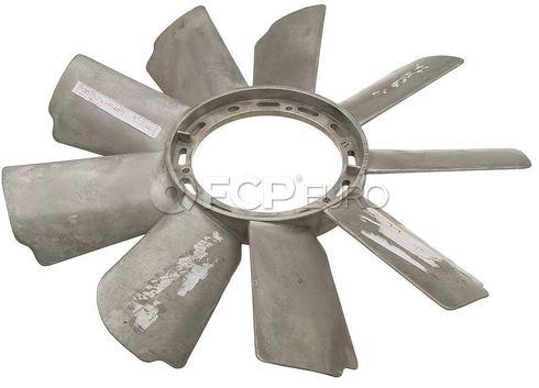 Mercedes Engine Cooling Fan Clutch Blade (300SDL 300D 300TD) - Genuine Mercedes 1162052406