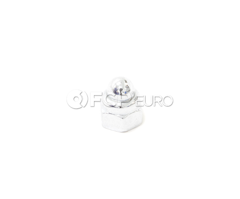 BMW Cap Nut Chrome (M6) - Genuine BMW 07119924324