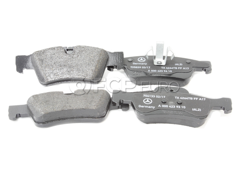Mercedes Disc Brake Pad Rear - Genuine Mercedes 0084205320