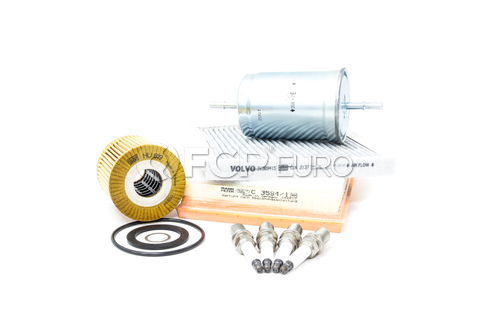 Volvo Maintenance Kit (S40 V40) - Mann KIT-SV40TUNE2KT2