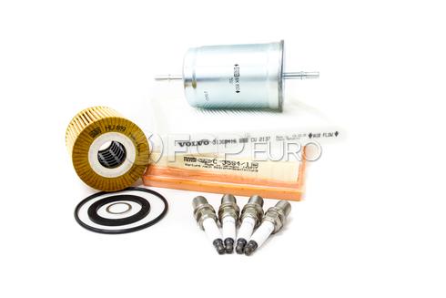 Volvo Maintenance Kit (S40 V40) - Mann KIT-SV40TUNEKT2