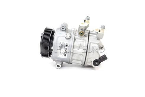 VW A/C Compressor (Jetta) - Genuine VW Audi 5C0820803C